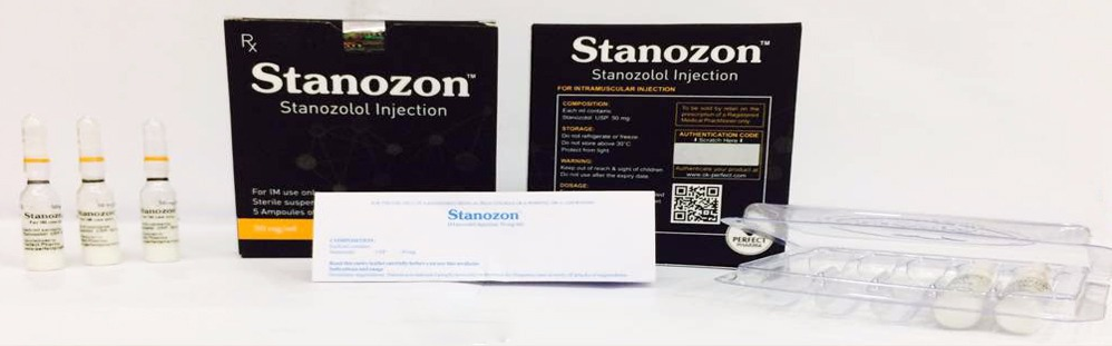 STANOZON Stanozolol Injection